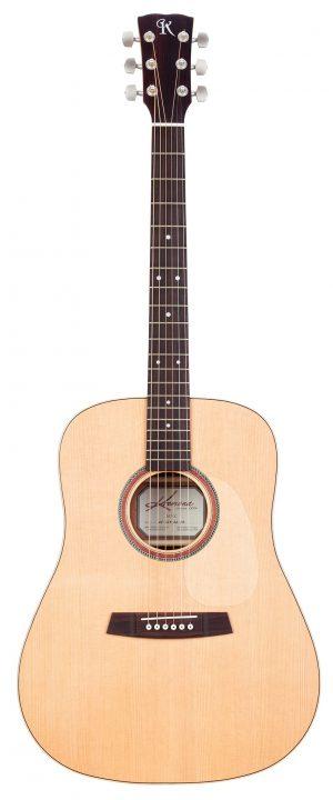 Электроакустическая гитара Kremona M10E
