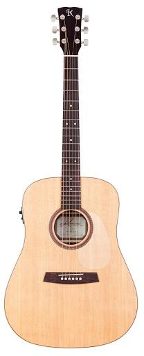 Электроакустическая гитара Kremona M10CE