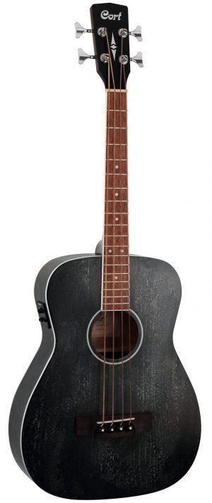 CORT AB590MF (Black Open Pore) w/bag