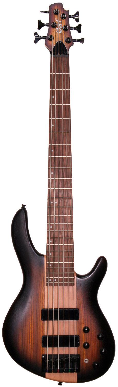 6-струнные басы